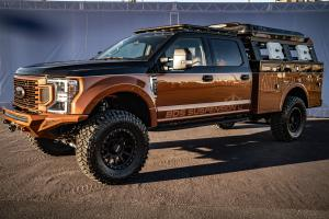 Ford F-350 Super Duty Crew Cab XLT by BDS Suspension 2019 года